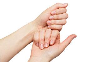当指甲出现些状况 就是健康亮红灯了