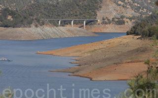 水年初始 加州联邦水库存余更少
