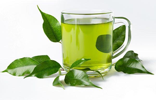 綠茶。(Fotolia)
