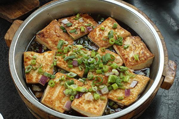 豆腐。(張學慧/大紀元)