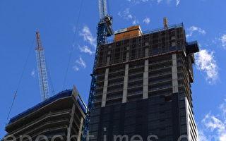 建房下降 悉尼部分地区将出现住房短缺