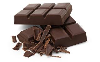 糖與脂肪少一半 新式巧克力可當藥吃
