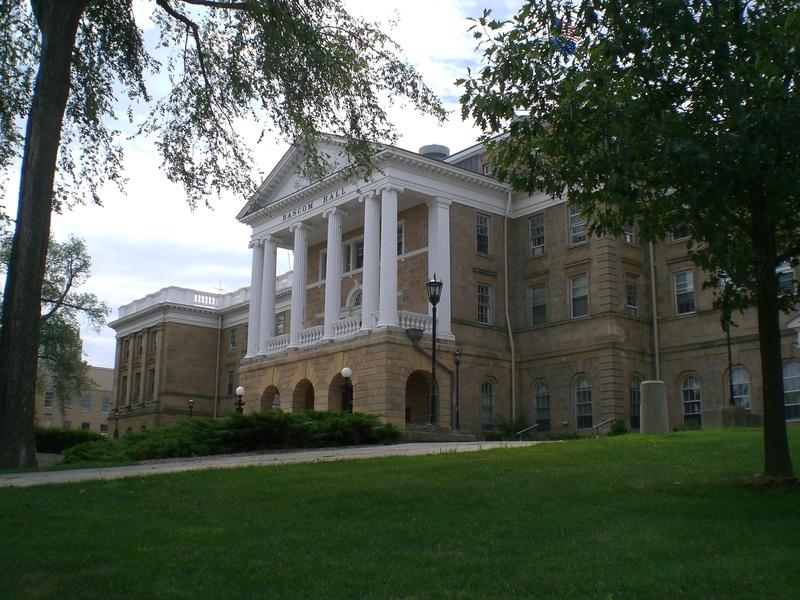威斯康星大學。(維基百科公有領域)
