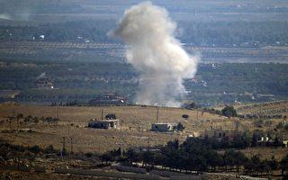 """美俄在叙利亚陷入""""代理战争"""""""