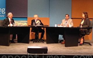 旧金山湾区三大市长座谈城市发展