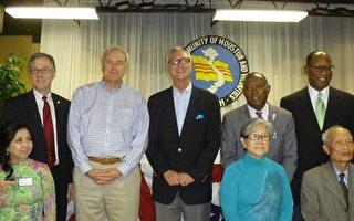 休斯顿市长议员候选人回应治安问题