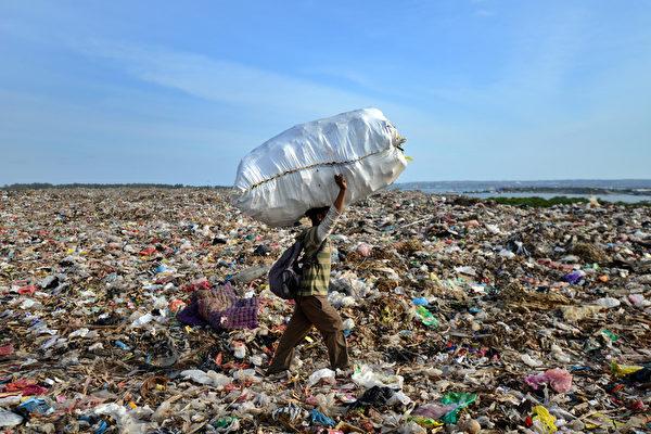 塑胶垃圾达数十亿吨 专家:未来更可怕