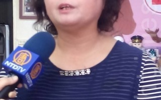 苗栗县议员:大家都应谴责中共迫害人权