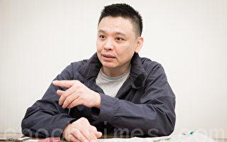 陸民告江 台議員:促中國走向民主