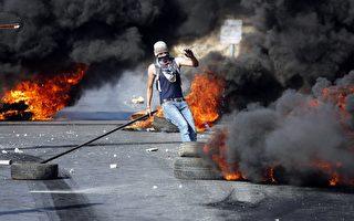 巴勒斯坦示威者烧犹太人圣地 以色列谴责