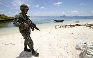 逾200中国渔船驶近中业岛 菲律宾促撤离