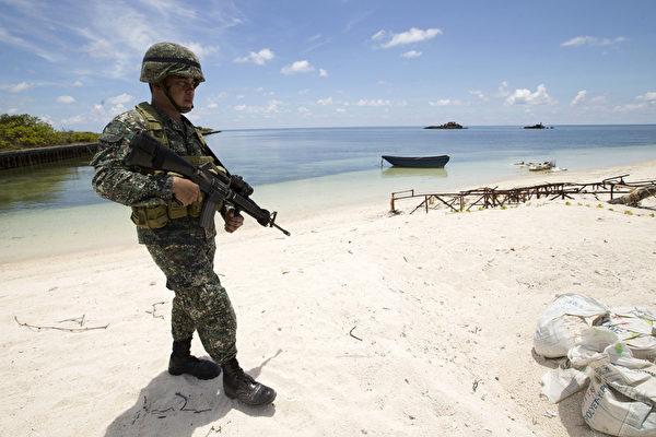 逾200中國漁船駛近中業島 菲律賓促撤離