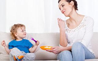 父母們小心 別讓你的寶貝吃得不正常