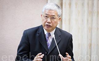 中華民國僑務委員會委員長陳士魁。(陳柏州/大紀元)
