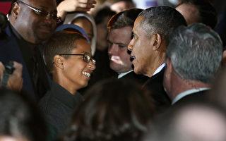 上月在学校被捕的时钟小子应邀入白宫