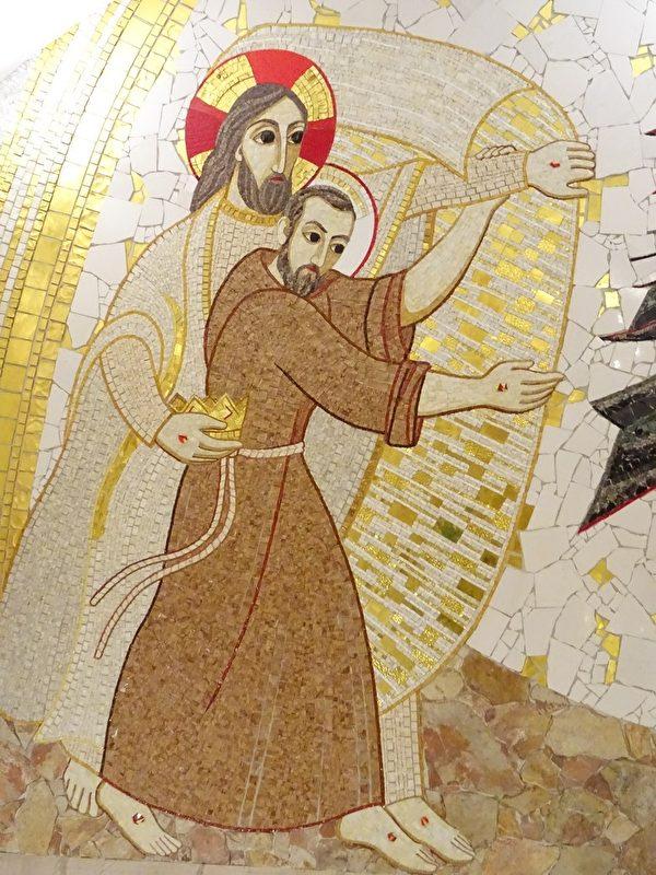 畢奧修士身體出現基督聖痕長達五十年(劉佳麗/大紀元)