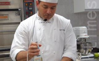 法国主厨来台  教授经典马卡龙