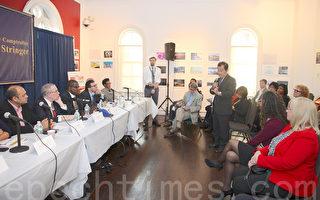 市主计长法拉盛公厅会 听取小企业意见