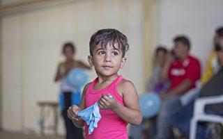 叙利亚难民首次登陆赛浦路斯英国属地