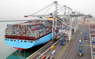 航运锐减 中国经济放缓加剧现最新迹象