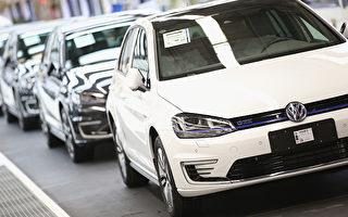 德国强制大众召回240万辆汽车