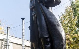 烏克蘭去共化 列寧變《星際大戰》天行者
