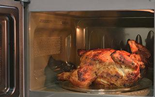 讓食物更安全美味  微波爐熱菜注意事項