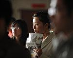 中國就業研究所所長曾湘泉近日表示,中國將出現新一輪失業潮。圖為安徽合肥一場求職博覽會。(AFP)