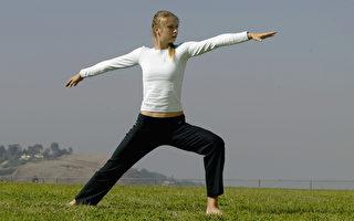 专家表示,选择一些适当简易的运动,可缓解疼痛,有助于心、肺、脑功能,还能带来好心情。(Maria Sharapova/Getty Images)