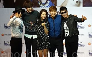 《Running Man》韩国收视低迷 海外高人气