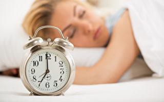 睡眠少于6小时 感冒概率超4倍