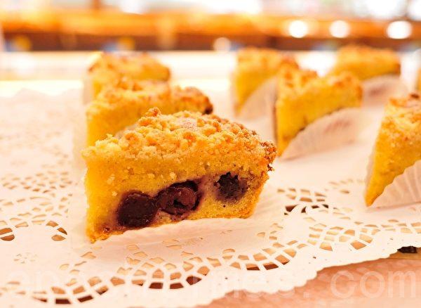櫻桃派在美國中西和西部各州的家庭很受歡迎。(李佩璟/大紀元)