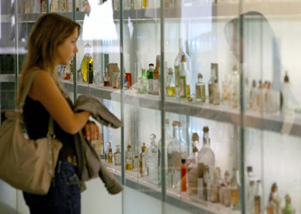法國坎城格拉斯國際香水博物館(STEPHANE DANNA/AFP/Getty Images)