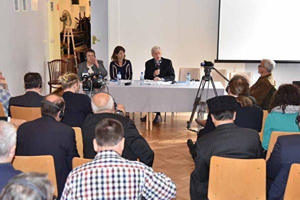 """波兰""""世界需要团结""""国际研讨会聚焦中国"""