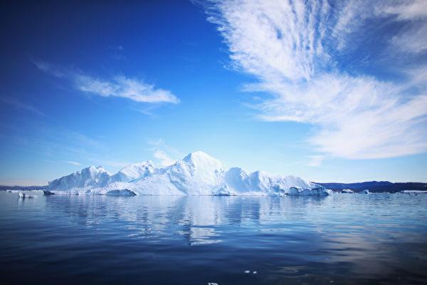 組圖:格陵蘭伊盧利薩特冰灣壯闊奇觀