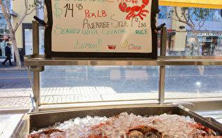 螃蟹体内毒素超标 加州捕蟹季推迟