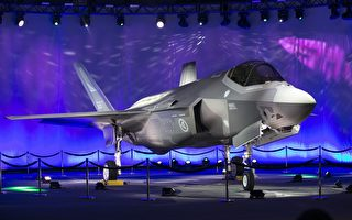 美F-35未来战机 首次完成空中武力试射