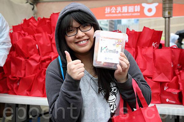 第二届首尔泡菜庆典期间,还出售来自韩国各地的泡菜。(全宇/大纪元)