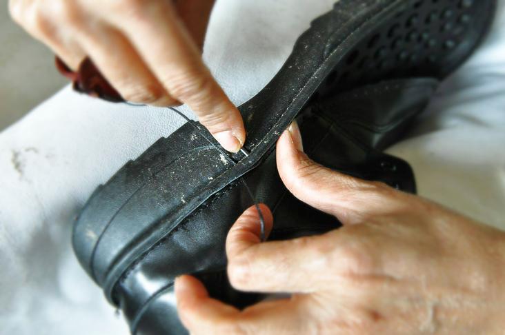 德富手工鞋 守護台灣人的雙腳