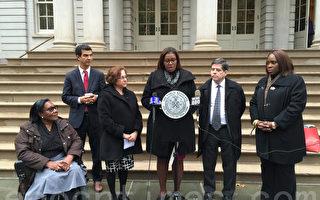 市公益官提新法 解除老人及殘疾人掃雪義務