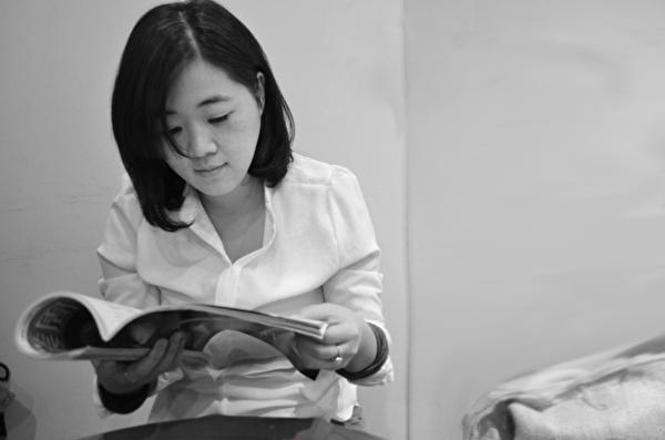 龙得堡兴业有限公司副总经理吴姿莹。(图:李佳竛SamLee提供)