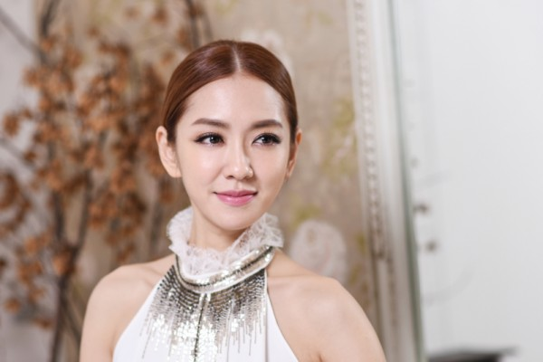 楊千霈結婚了 對象為紡織業第二代