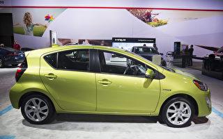 安全氣囊隱患 豐田重新召回161萬輛車
