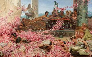 埃琉卡巴勒斯的玫瑰雨