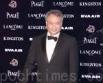 導演李安出席第52屆金馬獎頒獎禮。(葉覺/大紀元)
