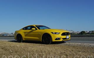 车评:新野马还纯血吗? 2015 Ford Mustang GT