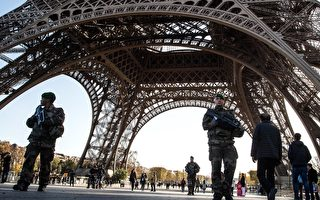 巴黎遭恐怖襲擊後 旅遊業受重創
