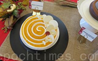 感恩节大餐 甜点道出感恩情
