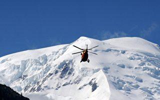 滑雪时遇雪崩 美国两兄弟死里逃生