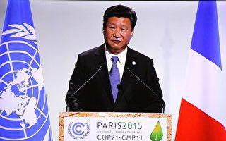 COP21 习近平:大国要多贡献 多担当